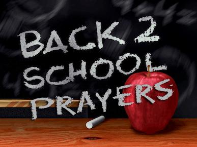 back-to-school-prayers